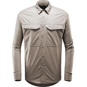 Haglöfs M's Salo LS Shirt Lichen